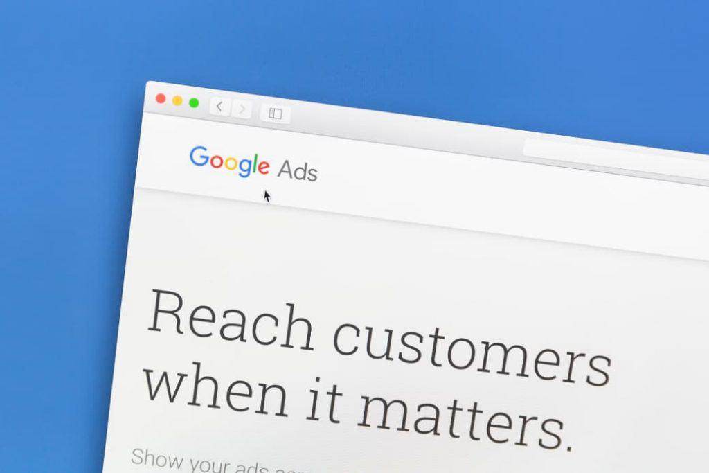 Google Ads Reach customers