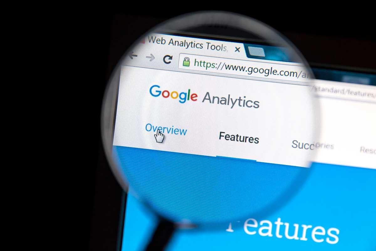 Google Analytics account access